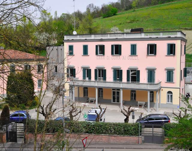 Villa Santa Cecilia Cotignola
